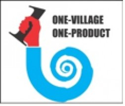 """Logo for Japan's """"One Village, One Product"""" Campaign for developing countries"""