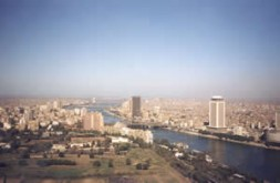 Cairo - a metropolis in the North, Egypt