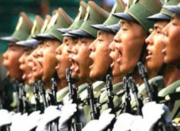 """""""The Chinese PLA is modernizing its forces including a range of capacities with respect to Taiwan."""""""