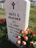 Fritz Kraemer grave
