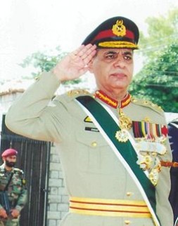 General (ret) Ehsan ul Haq, former Chairman of the Joint Chiefs of Staff of the Pakistan Military and Director ISI.…