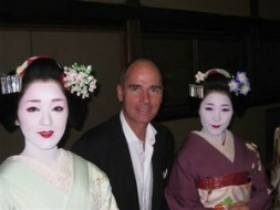 """Dr. Hubertus Hoffmann, President of the independent World Security Network Foundation: """"Japan loves and celebrates its centuries-old traditions: such as…"""