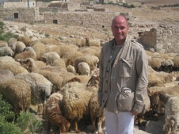 German entrepreneur and geostrategist Dr. Hubertus Hoffmann, President and Founder of the World Security Network Foundation in the Holy Land:…