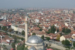 A view over the city of Prizren (Copyright: Bundeswehr)