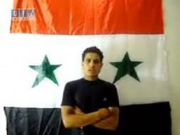 Goalkeeper-turned-protest leader and song writer Abdelbasset Saroot
