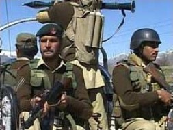 The Fata has become heavily militarised in recent years