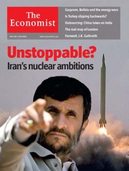 """""""Iranian policy makes it clear that they seek the ability to reach all members of the Western Alliance."""""""