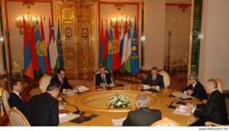 """""""Currently, the CSTO holds annual military exercises"""""""