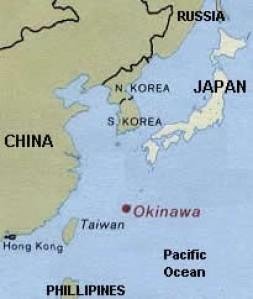 A closer look at Japan's neighbourhood.