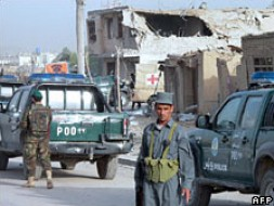Afghan security forces have been searching for the escaped prisoners