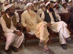 Tribal elders put themselves at risk if they stand up to the Taleban