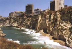 Beirut - capital of a Syrian colony ?