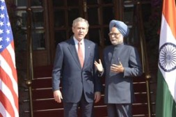 """""""It is apparent that the U.S. and India stand together on strategic matters"""""""