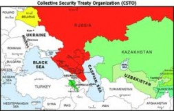 """""""The closer defense relationship may help Russia to restore Central Asia as its """"sphere of influence"""""""
