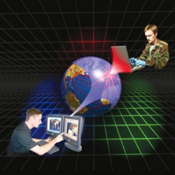 """""""Great emphasis is laid upon cyberspace and cyber-warfare"""""""