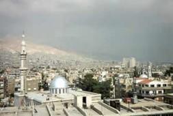 Damascus - safe haven for terrorist leaders ?