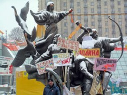 """Since the Orange Revolution, Ukraine has never rested."""