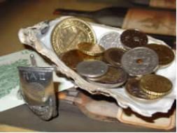 Hard currencies ?