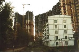 New modern buildings are to be constructed instead of archaic and aged Soviet houses.
