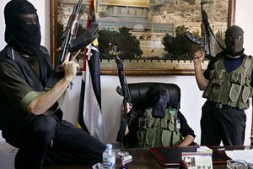 """""""Israel, USA and EU have decided to further isolate Hamas."""""""