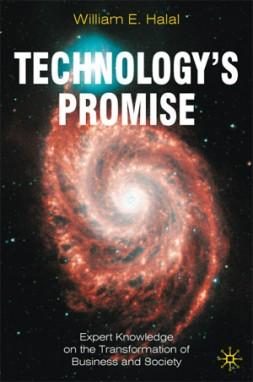 """""""Technology's Promise"""" is """"the most dazzling and defining book of our time"""" (Madhav Mera)"""