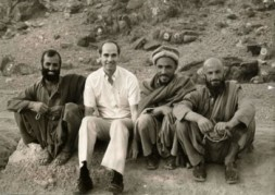 WSN President Dr. Hubertus Hoffmann visiting the Mujahedeens from the Gailani-Group in the Tribal Areas - where Osama Bin Laden…