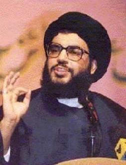 Sheik Hassan Nasrallah is Secretary General of Hizbullah
