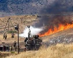Heavy weaponry of Hizbullah