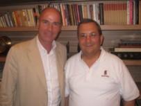 Ehud Barak Hubertus Hoffmann