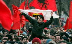 """""""What is special about Kosovo is the degree of external support it receives from external actors."""""""