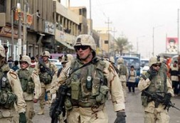 """The U.S. military strategy should be radically changed to focus on a strong U.S. backbone for the weak Iraqi troops.…"