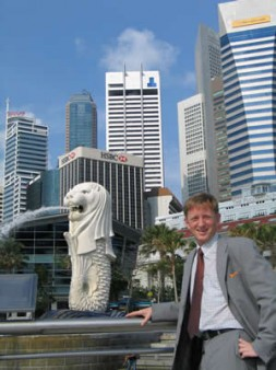 World Security Network Editor South East Asia Joerg Eschenfelder reports from Singapore about maritime terrorism, piracy and the endangered global…