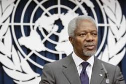 "UN SecGen Kofi Annan: ""UN must undergo the most sweeping overhaul of its 60-year history"""