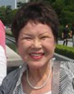 "Miyoko Matsubara - a Hiroshima survivor: ""Suddenly I saw a flash and then an explosion beyond description. My hands were…"