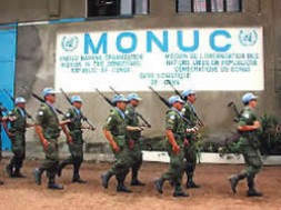 MONUC - 17000 soldiers need support to protect the elections June 18.