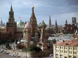 The Kremlin - the power centre of Russia