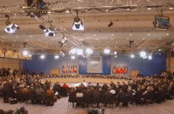 NATO's leaders in session