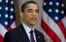 """U.S. President Barack Obama: """"The core goal of the U.S. must be to disrupt, dismantle, and defeat al Qaeda and…"""