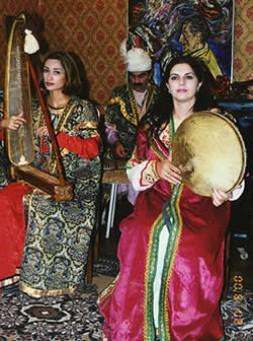 Old Azeri Music presentation.