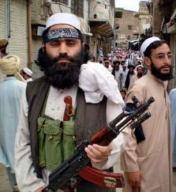 """""""The FATA region has been the backyard of the Taliban insurgency in Afghanistan and training ground for terrorists."""""""