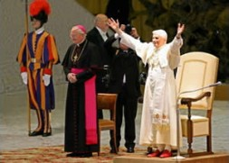 An apology by Benedict XVI for the sins of European colonialization in China and the accentuation of a genuine reconciliation…
