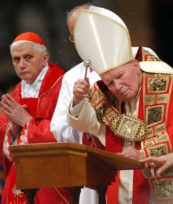 """On the occasion of the beatification ceremony on October 1st, 2000, Pope John Paul II said: """"This is not the…"""