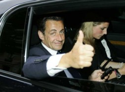 "French President Nicolas Sarkozy: ""For Paris, Bucharest was all about boosting European Union's defense arm."""
