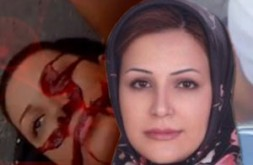 """""""The young lady Neda - killed during a peaceful demonstration - has become the icon of the non-violent resistance"""""""