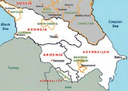 """""""The ethically and religiously heterogeneous South Caucasus is the scene of a number of crises."""""""