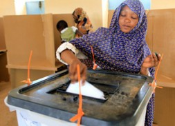 """""""However flawed this election may have been, people's participation showed strong resolve to use the ballot box to tackle current…"""