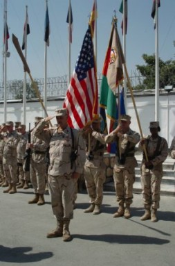 The United States must remain committed to the mission in both Afghanistan and Iraq.