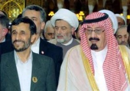 """""""King Abdullah of Saudi Arabia has embarked on a very active and multifaceted diplomatic offensive, with a view to taking…"""