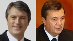 Yushchenko or Yanukovich???